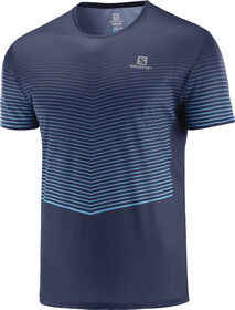 Salomon Sense T shirt Herrer, night sky